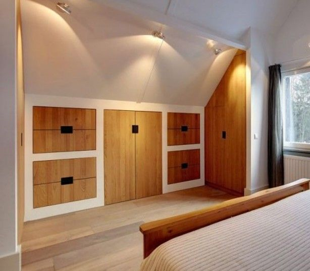 47 Best Tucked Under Stairs Eaves Images On Pinterest: 46 Best Images About Kast Onder Schuin Dak On Pinterest