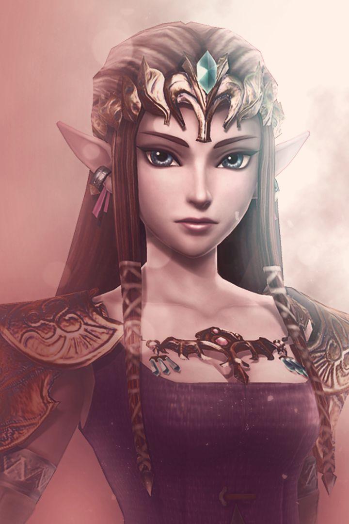 T w i l i g h t   P r i n c e s s  Her Royal highness Princess Zelda Of Hyrule