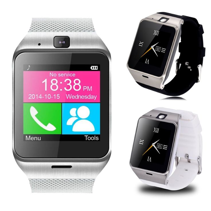 FSTONG MTK6260A Smart Watch Clock 1.5'' LCD Bluetooth 3.0 Multi-language Wearable Devices Smartwatch for iphone Android SWGV18-1