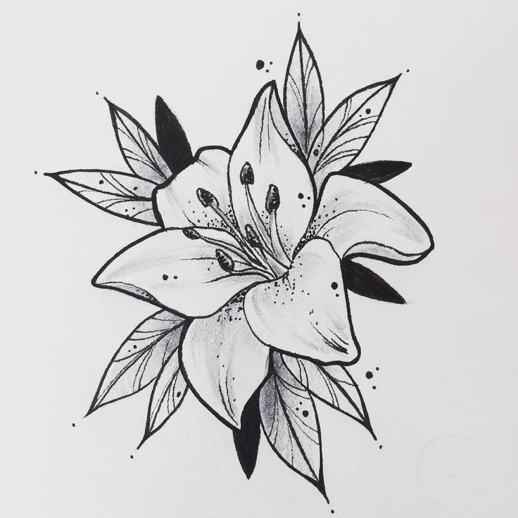 Fleur De Lis Dispo Flowers Tattoo Tattoo Flashtattoo Lys Actualtattoos Flower Drawing Easy Flower Drawings Flower Drawing Design