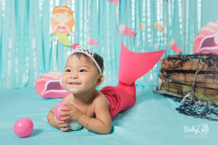Baby Kha the Mermaid