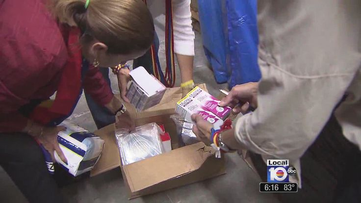 South Fla. group secretly delivers supplies to Venezuela   News  - Home
