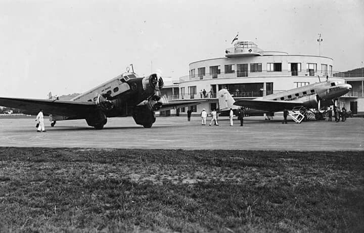 1939. Budaörsi repülőtér.