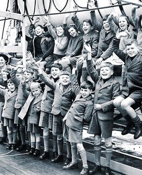The stolen children  They were sent from Irish orphanages to Australia with the promise of freedom. Instead, writes Declan Cashin, our child migrants battled with abuse and slave labour