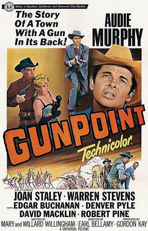 Morgan Woodward True West Magazine Western Film Movie Posters Western Movies