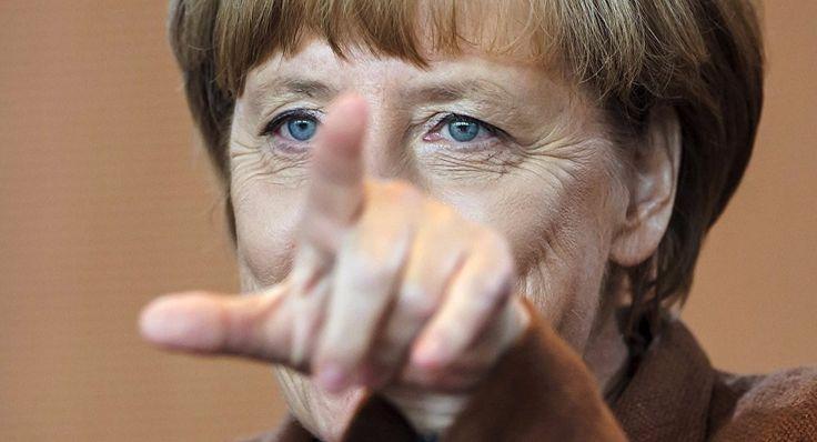#Merkel verhängt #Aufnahmezustand über #Deutschland und EU #Europa