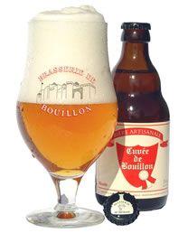 La Cuvée de Bouillon a la particularité d'avoir été commercialisée avant la création de la brasserie. C'est elle qui nous a permis d'analyser la demande et le succès que rencontrerait une bière de fabrication artisanale dans la région de Bouillon. Elle nous a donc ouvert le marché. Elle titre 6,5% vol. alc. Non filtrée et refermentée en bouteille, c'est une bière vivante dont son goût va s'affiner avec le temps. Bière racée avec le corps d'une blonde, nous l'avons voulue rafraîchissante…