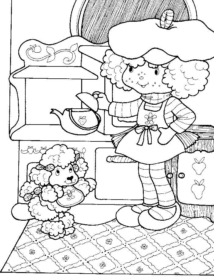Mejores 3870 imágenes de Strawberry Shortcake en Pinterest | Pastel ...