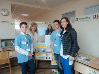 Γιάννενα: ΠΡΟΤΥΠΟ ΓΥΜΝΑΣΙΟ ΖΩΣΙΜΑΙΑΣ- Σημαντική διάκριση στον 1ο Πανελλήνιο Διαγωνισμό Εκπαιδευτικής Ρομποτικής