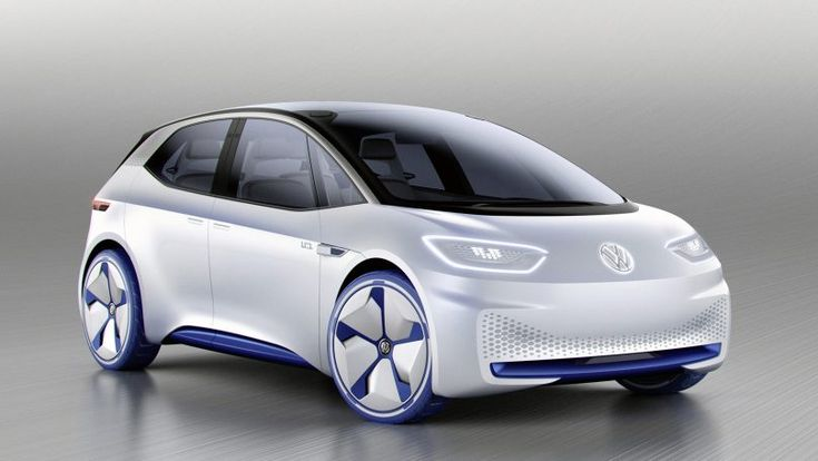 VW IDRevealed today (Sept. 29) at the Paris Motor Shown, the Volkswagen I.D. is an electric car with a projected range of 400-600 km on a single charge.