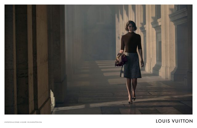 Exclusive content from @Louis Vuitton's L'Invitation au Voyage campaign.