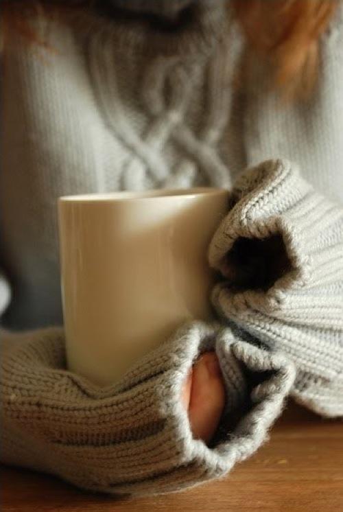 Cozy clothes
