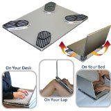 Xpad Slim (Non-slip Laptop Cooler and Heatshield) (Electronics)By Xpad