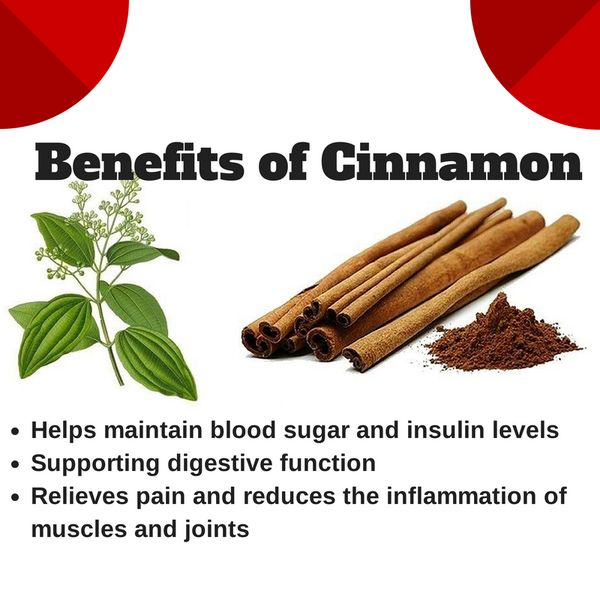 Cinnamon And Its Health Benefits -