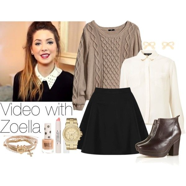 14 Best Zoella Images On Pinterest Zoe Sugg Zoella Outfits And Zoella Clothes
