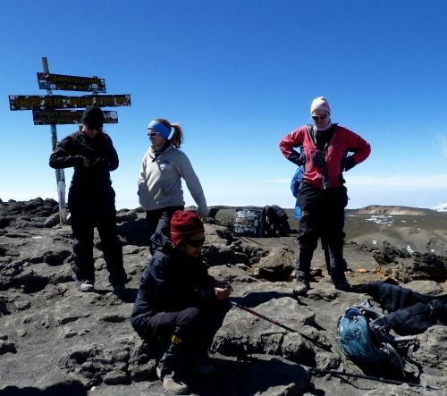 A safe and successful Kilimanjaro Summit!