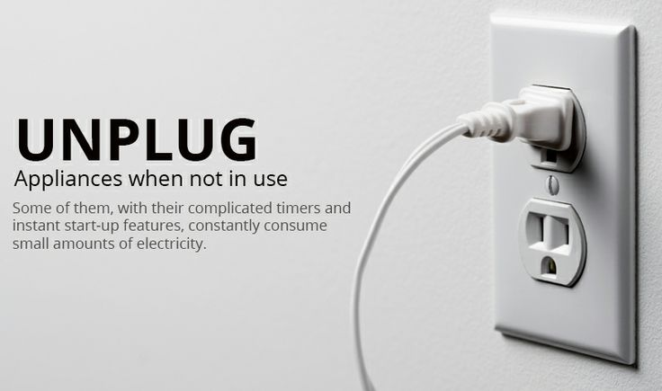 how to turn on disconnected electricity