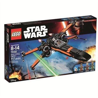 Lutte contre les forces du Premier Ordre avec le X-Wing Fighter de Poe. Ce starfighter personnalisé est plein de fonctions, avec notamment 4 fusils à ressorts, 2 fusils à tenons, un train d'atterrissage rétractable, des ailes qui s'ouvrent, une cabine qui s'ouvre avec de la place pour une figurine, et de la place derrière pour le droïde astromech BB-8. Il y a même un chargeur avec un porte-armes, des missiles et des munitions supplémentaires et un siège pour une figurine. Alors grimpe sur…
