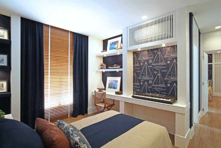 Quartos de adolescente têm que ter personalidade; veja projetos de 7 a 26 m² - Casa e Decoração - UOL Mulher