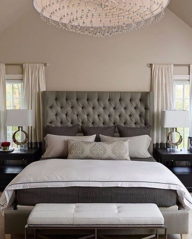 45 Master Bedroom Ideas For Couples Modern Headboards Modern
