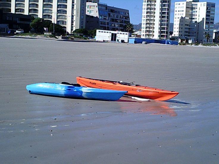 Kayaking in cape town - Fluid Bamba