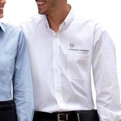 18 Best Oxford Shirts Custom Embroidered Company Logo