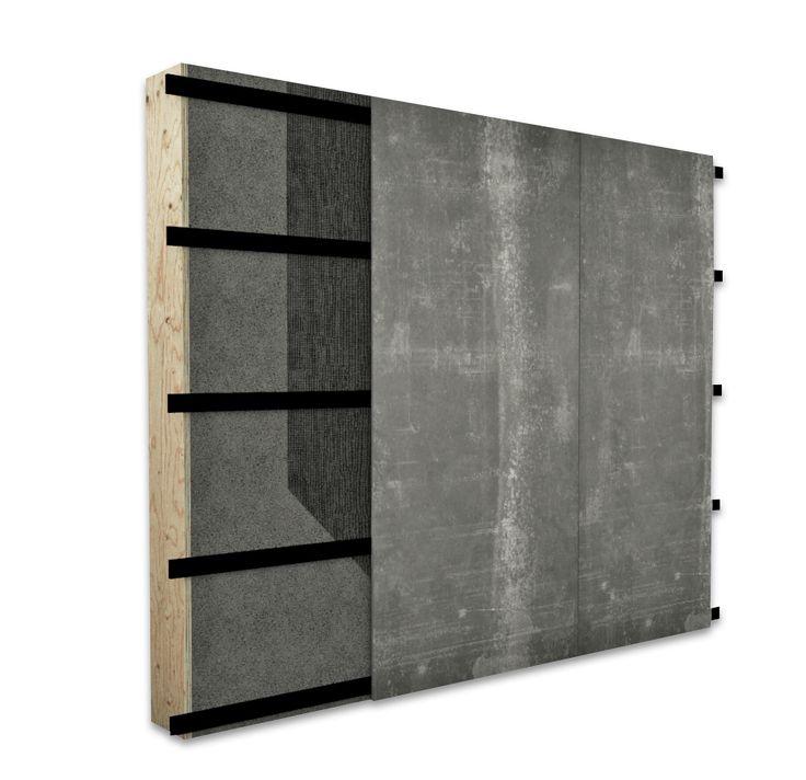17 meilleures id es propos de fibrociment sur pinterest. Black Bedroom Furniture Sets. Home Design Ideas
