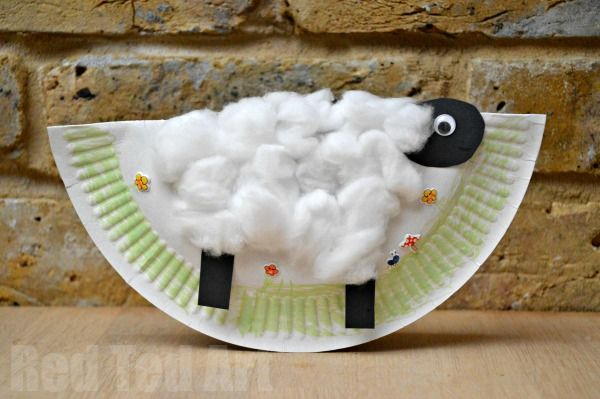 Looking for cute Sheep Crafts? Take a peak at this Paper Plate Sheep - it rocks too - so fun. We will be making these in my daughter's school class using shredded papper. Fun!