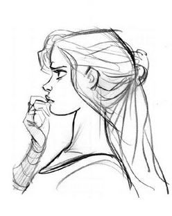 Rapunzel - Glen Keane ★ || Art of Walt Disney Animation Studios © - Website | (www.disneyanimation.com) • Please support the artists and studios featured here by buying their artworks in the official online stores (www.disneystore.com) • Find more artists at www.facebook.com/CharacterDesignReferences and www.pinterest.com/characterdesigh || ★