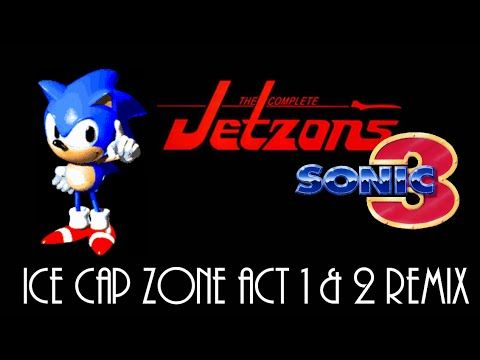 The Jetzons - Hard Times(Sonic 3 Ice Cap Zone Act 1 & 2 Remix