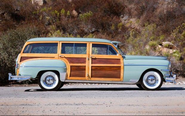 1949 Chrysler Royal Wagon. ★。☆。JpM ENTERTAINMENT ☆。★。