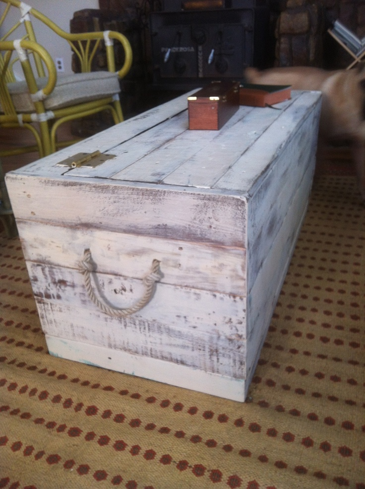 17 Best Make Your Own Coffee Table Chest Images On Pinterest Woodworking Carpentry And Pallet