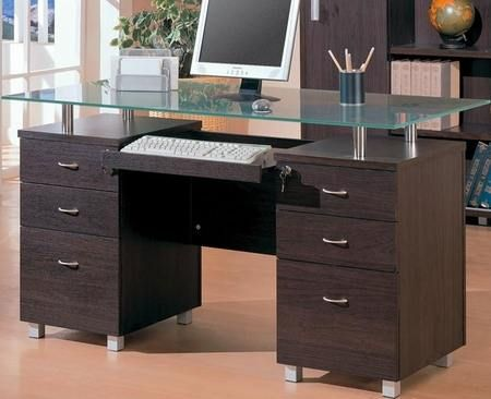 Glass Top Office Desks Dallas And Fort Worth