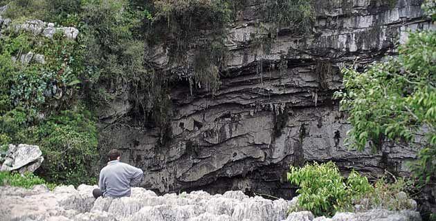 Mexico desconocido - Sótano de las golondrinas, SLP, México