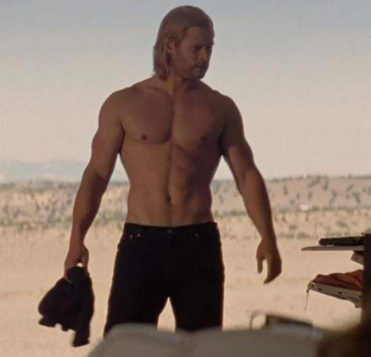 Chris Hemsworth Shirtless - What else is there to say!