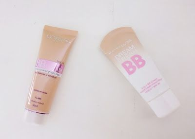 BB Creams- Maybelline vs. L'Oréal