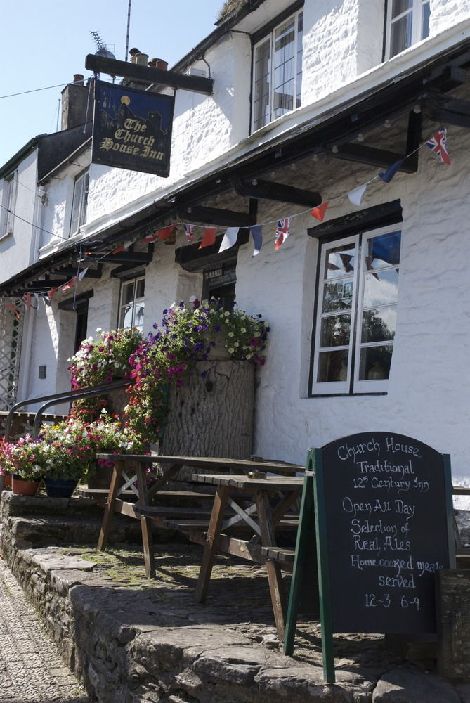 Church House inn, Stoke Gabriel