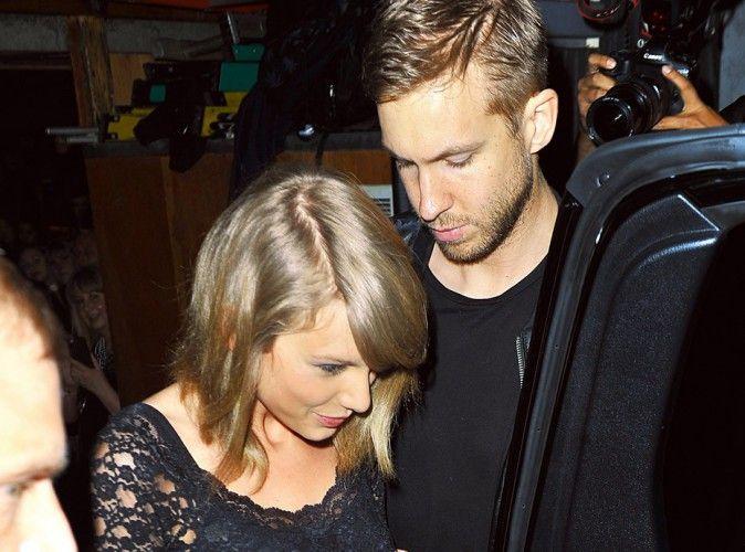 Calvin Harris Fait Une Belle Déclaration D'amour À Taylor Swift Sur Instagram !