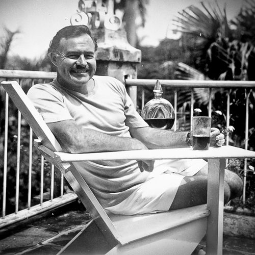 Toasting Ernest Hemingway: The Hemingway Daquiri and the Green Isaac's Special
