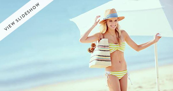 Get excited: You're almost at the beach via @PureWow