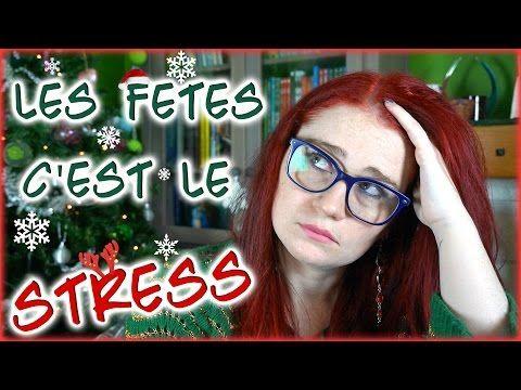 ✨ [Noël #4] : Phobies - Gérer le stress des fêtes de fin d'année ? - SIDJIE - YouTube