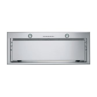 AEG 77cm high performance integrated rangehood with remote control (model DL8590-M) for sale at L & M Gold Star (2584 Gold Coast Highway, Mermaid Beach, QLD). Don't see the AEG product that you want on this board? No worries, we can order it in for you!