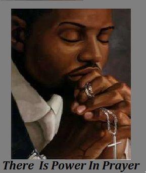 I Am A Praying Man