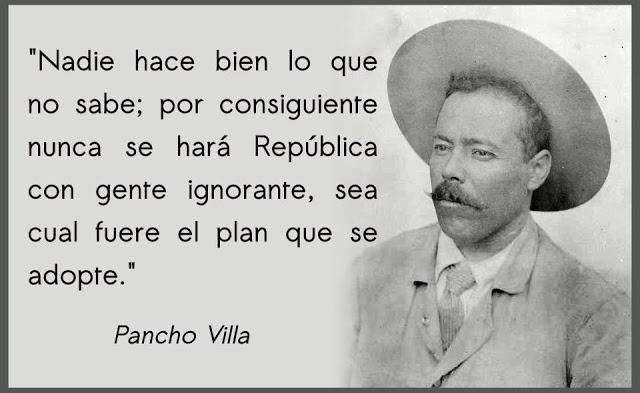 Pancho Villa                                                                                                                                                     Más