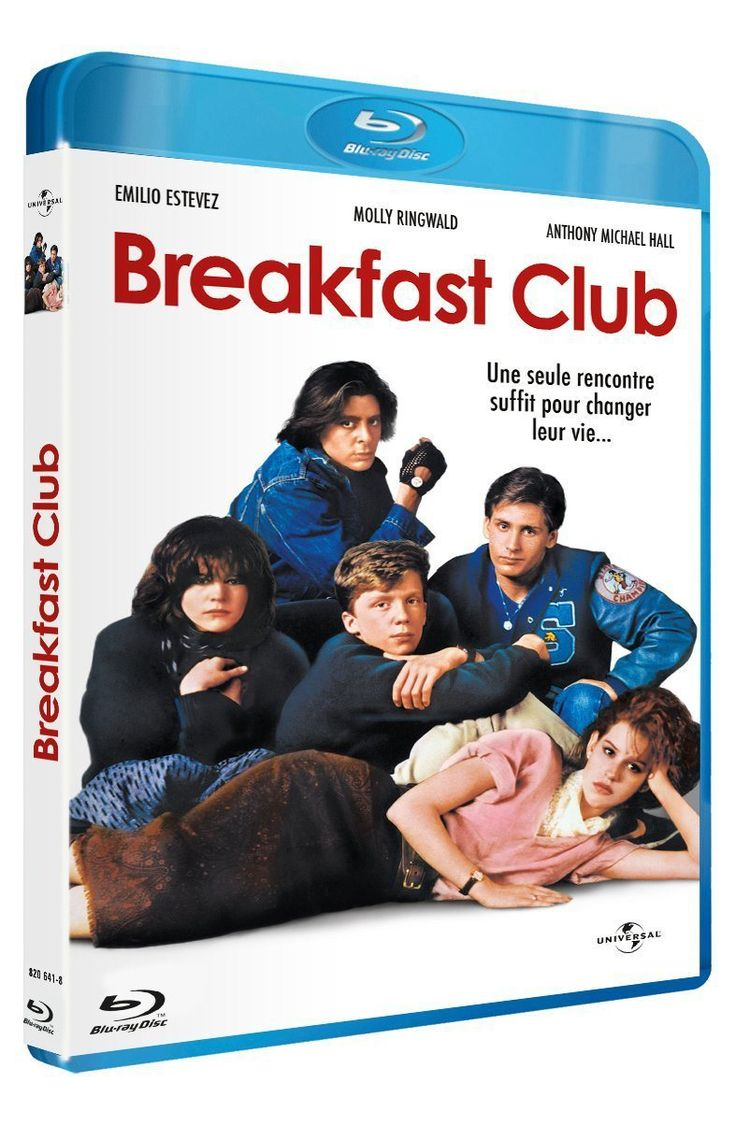 Nouvel article: HOMMAGE A JOHN HUGHES: SEIZE BOUGIES POUR SAM/BREAKFAST CLUB (Critiques Blu-Ray)