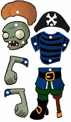Image result for kid friendly zombie birthdays