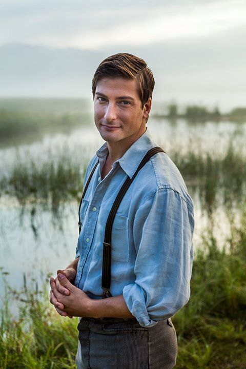 Daniel lissing as jack Thortan