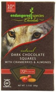 Delicious Endangered Species Chocolate