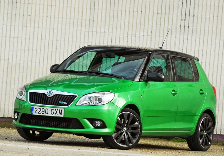 Motor Proyect: Comparativa GTI: Skoda Fabia RS http://www.motorproyect.com/2014/02/comparativa-gti-skoda-fabia-rs.html