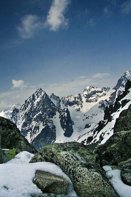 High Tatras (Poprad, Presovsky, Slovakia)